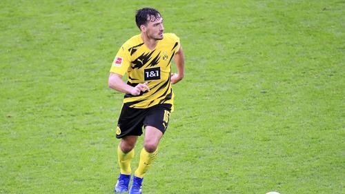 Wird zum tragischen BVB-Helden in Bielefeld: Mats Hummels