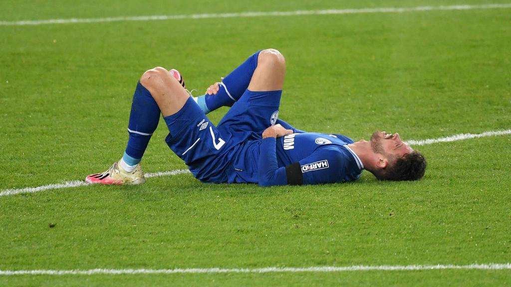 Mark Uth und der FC Schalke 04 haben schon wieder verloren