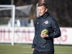 Weitere Defensivalternative für Salzburg-Trainer Jesse Marsch