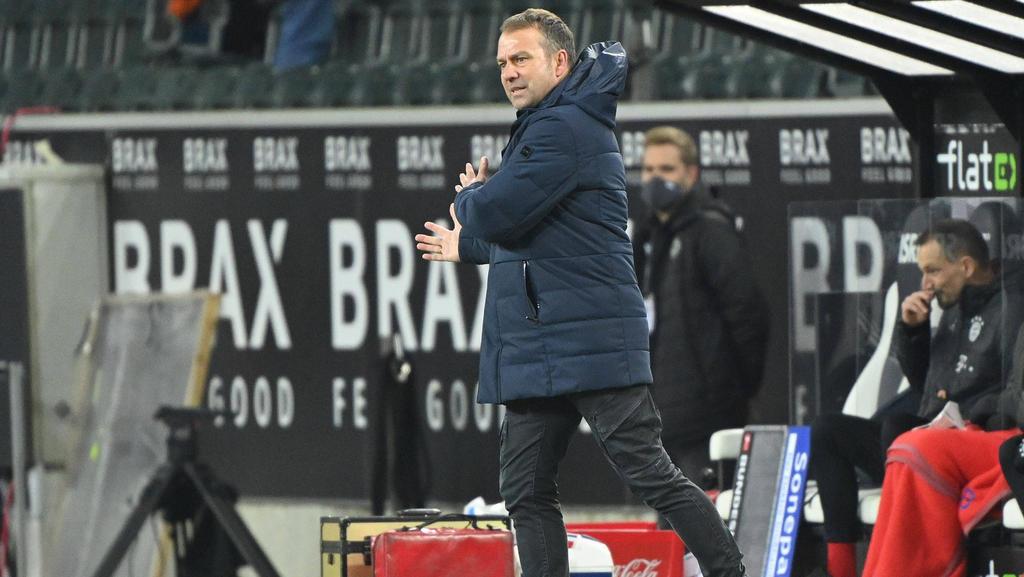 Hansi Flicks FC Bayern muss gegen Underdog Holstein Kiel antreten