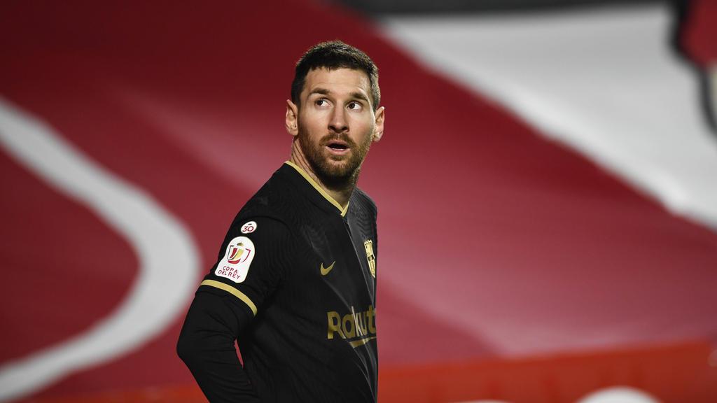 Lionel Messi könnte in der kommenden Saison für PSG spielen