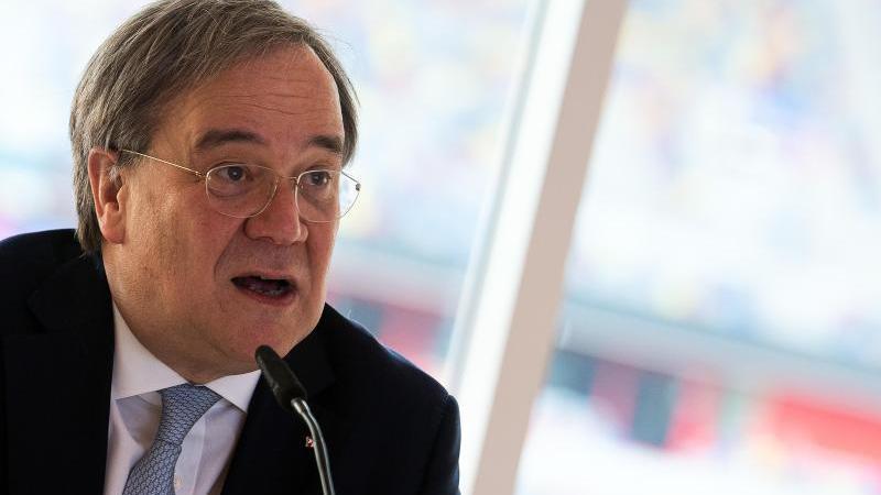 Die Olympia-Bewerbung aus NRW wird laut Armin Laschet fortgesetzt