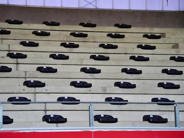 Vorsichtige Stadionöffnung in Israel