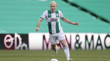 Arjen Robben spielte einst für den FC Bayern