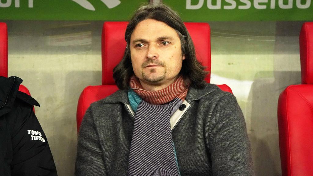 Lutz Pfannenstiel war bis Mai 2020 Sportvorstand bei Fortuna Düsseldorf