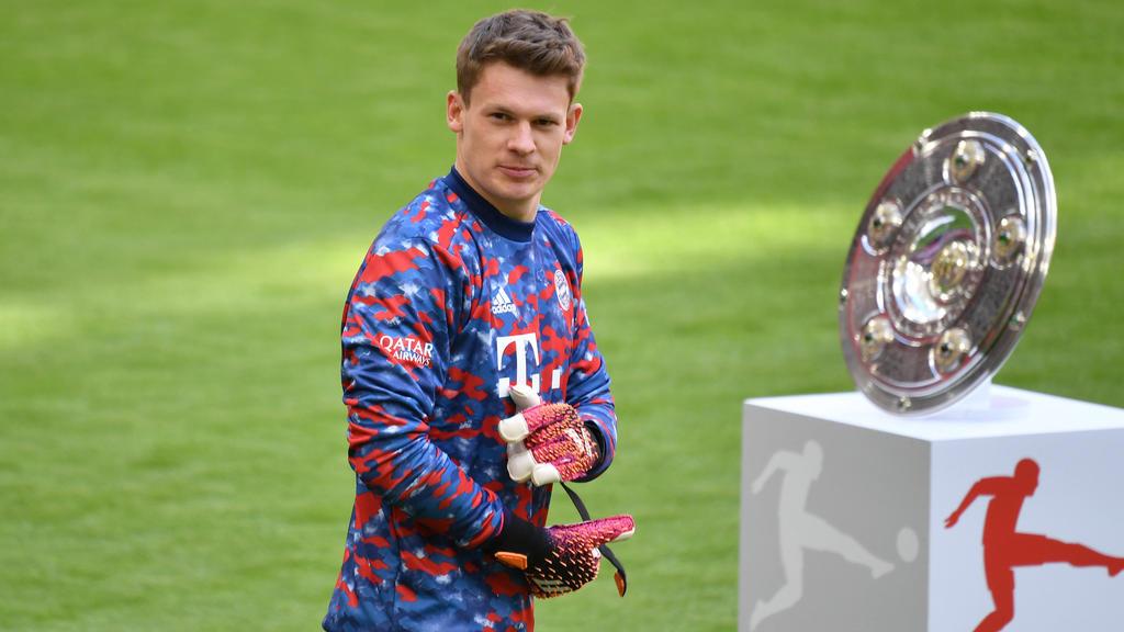 Alexander Nübel wird den FC Bayern wohl verlassen
