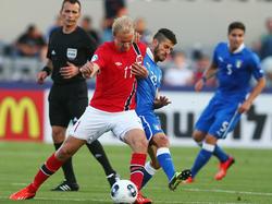 Norwegen und Italien weiter