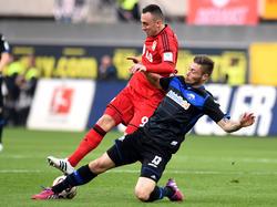 Christian Strohdiek (r.) wechselt zu Fortuna Düsseldorf