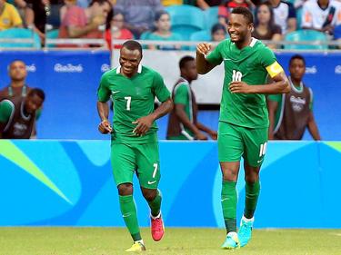 Nigeria hat das Halbfinale erreicht