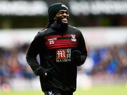 Emmanuel Adebayor ist zurzeit ohne Verein