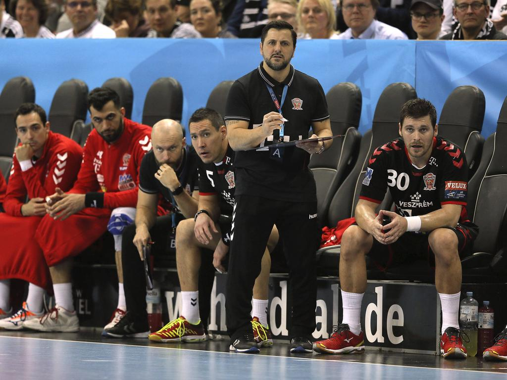 Ljubomir Vranjes coacht mittlerweile KC Veszprém