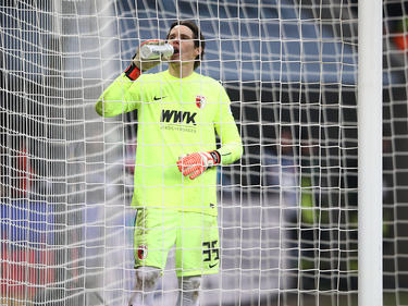 Marwin Hitz cambia de equipo en la Bundesliga alemana. (Foto: Getty)