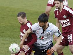 Mattersburg siegte im Lavanttal mit 2:0