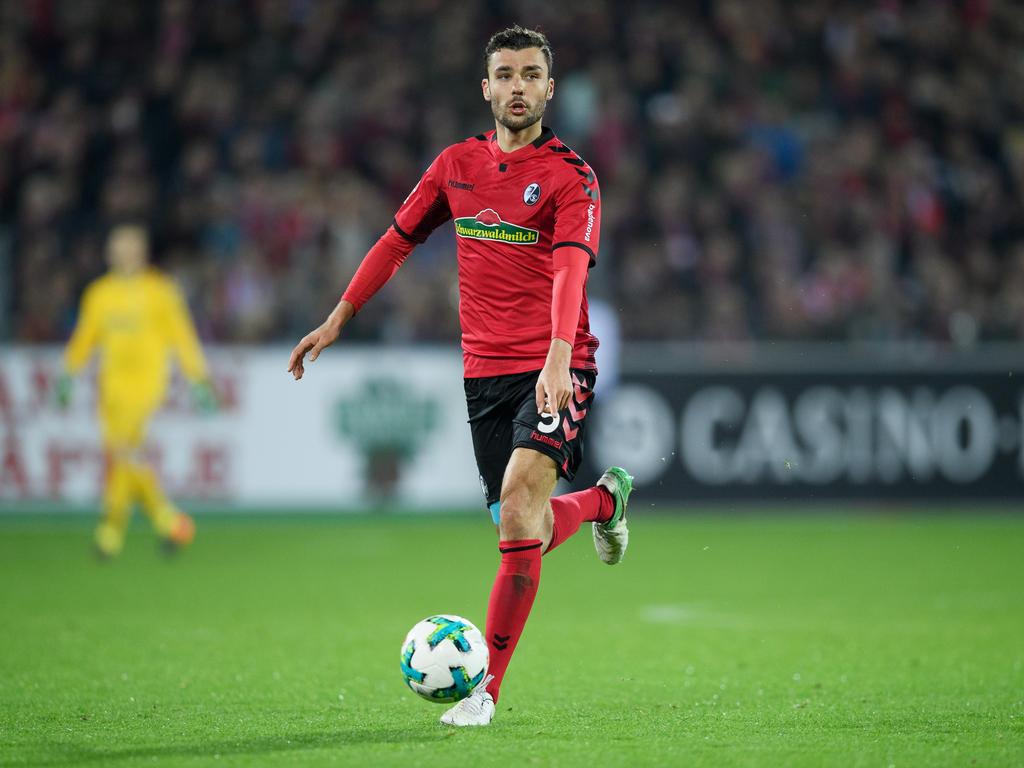 Manuel Gulde hat seinen Vertrag in Freiburg verlängert
