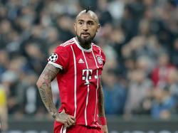"""Arturo Vidal muss sich einem """"kleinen Eingriff"""" unterziehen"""