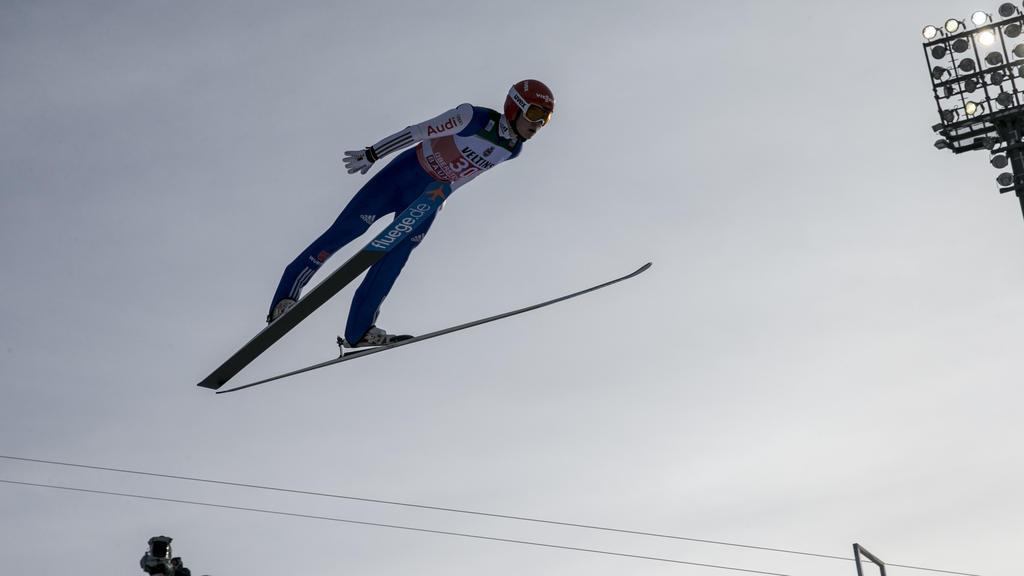 David Siegel siegte in Hinterzarten