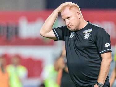 Trainer Vogel ging mit Sturm im Europacup unter