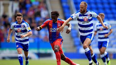 Wilfried Zaha machte bislang 287 Pflichtspiele für Crystal Palace
