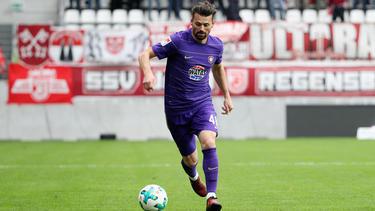 Albert Bunjaku spielt künftig in der vierten Liga