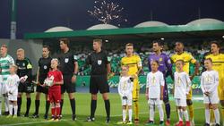Fans zündeten beim Pokal-Spiel gegen den BVB Pyros