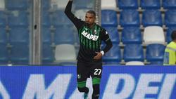 Kevin-Prince Boateng traf erneut für Sassuolo Calcio