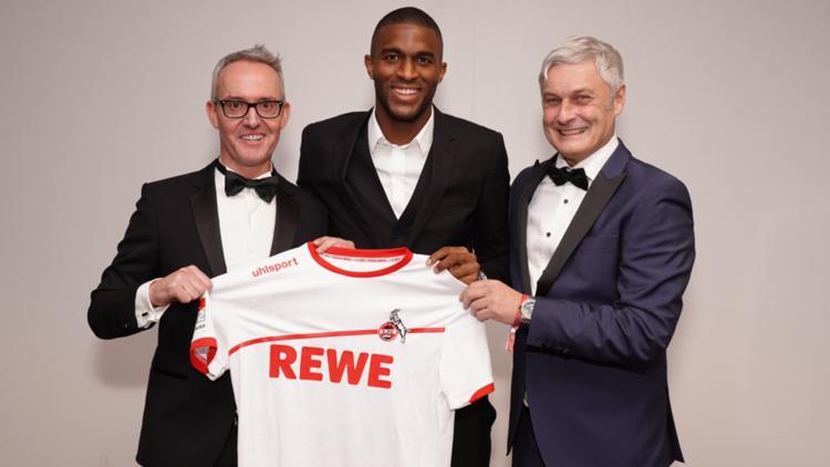 Anthony Modeste spielt ab sofort wieder für den 1. FC Köln (Bildquelle: FC.de)