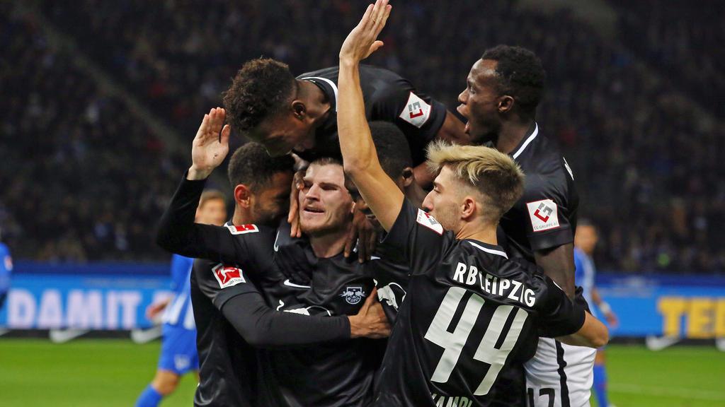 Werner fehlt den Leipzigern gegen Glasgow