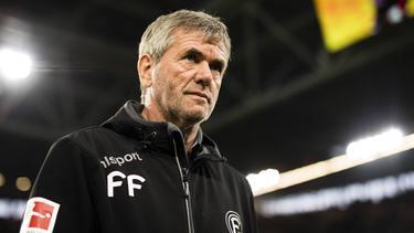 Friedhelm Funkel verlängert in Düsseldorf