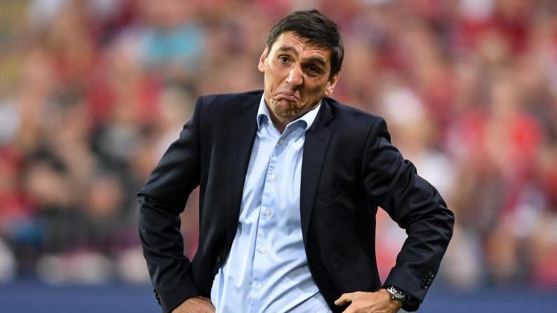 Bundesliga Geizt Mit Trainerwechseln Niko Kovac Beim Fc Bayern