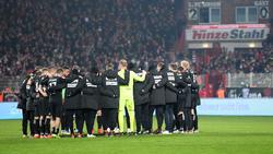 Nur mit einem Sieg im direkten Duell kann der 1. FC Köln am FC St. Pauli vorbeiziehen