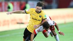 Dynamo Dresden verlängert mit Niklas Kreuzer