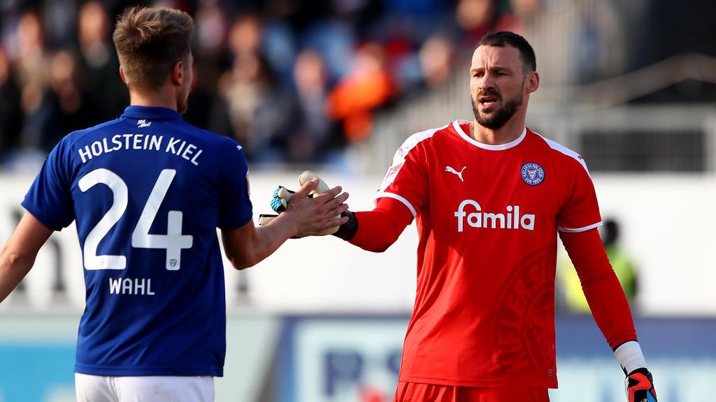 Union Berlin Bei Holstein Kiel 2 Bundesliga Im Tv Live Ticker