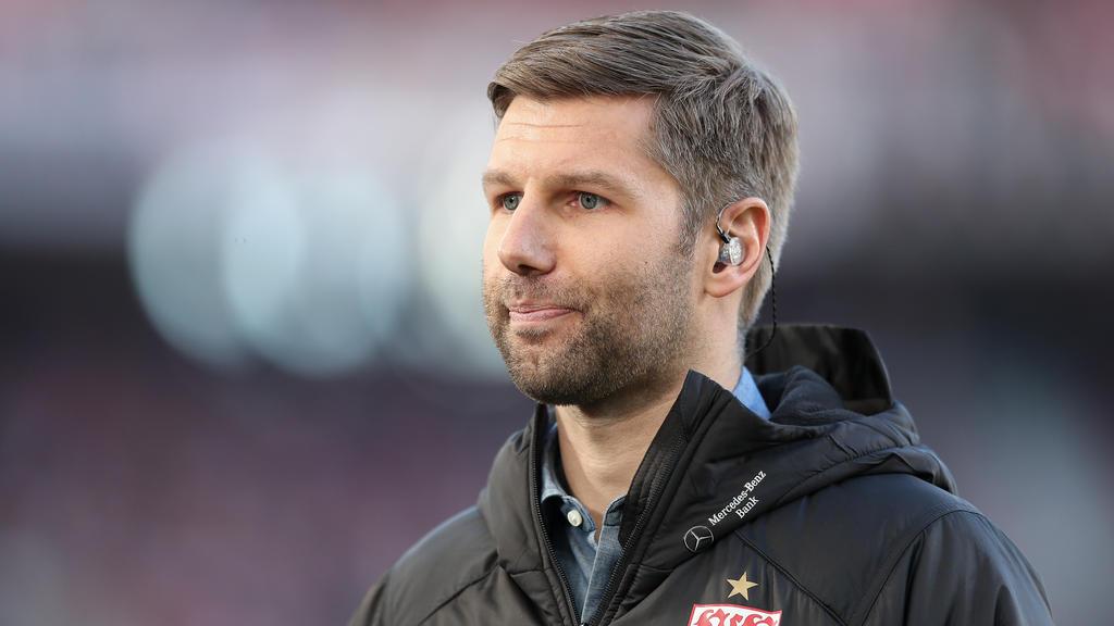 Thomas Hitzlsperger verlor sein erstes Spiel als VfB-Sportvorstand