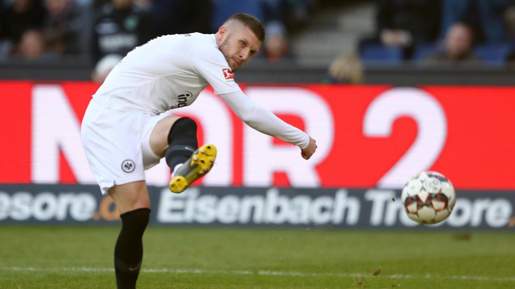 Eintracht Frankfurt ist Deutschlands letzte Fußball-Hoffnung