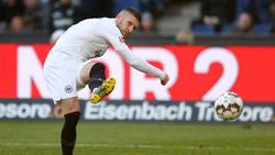 Ante Rebic fehlt Eintracht Frankfurt weiterhin