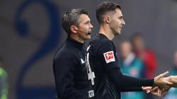 Branimir Hrgota verlässt Eintracht Frankfurt
