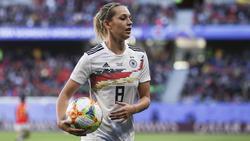 Lena Goeßling trat aus der Nationalmannschaft zurück
