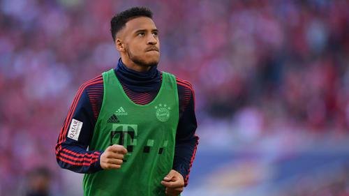 Corentin Tolisso arbeitet für sein Startelf-Comeback beim FC Bayern