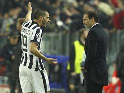 Bonucci se cambia de camiseta pero continúa en el Calcio. (Foto: Getty)