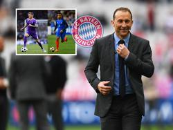 Ex-Bayern-Star Papin (r.) vergleicht Tolisso mit Kroos