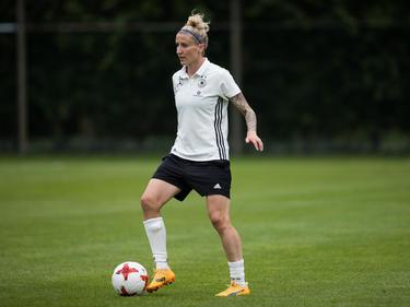 Die Sturm-Partnerin von Anja Mittag gegen Italien wird gesucht