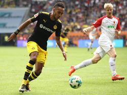Pierre-Emerick Aubameyang abandona la Bundesliga. (Foto: Getty)