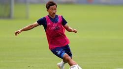 Tatsuya Ito kommt beim HSV nicht zum Zug