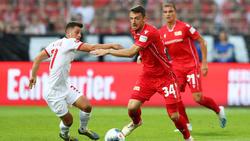Erfahrene Kraft bei Aufsteiger Union Berlin: Christian Gentner (r.)