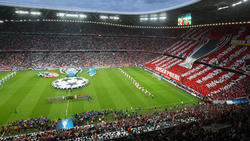 Schon 2012 fand das Champions-League-Finale in München
