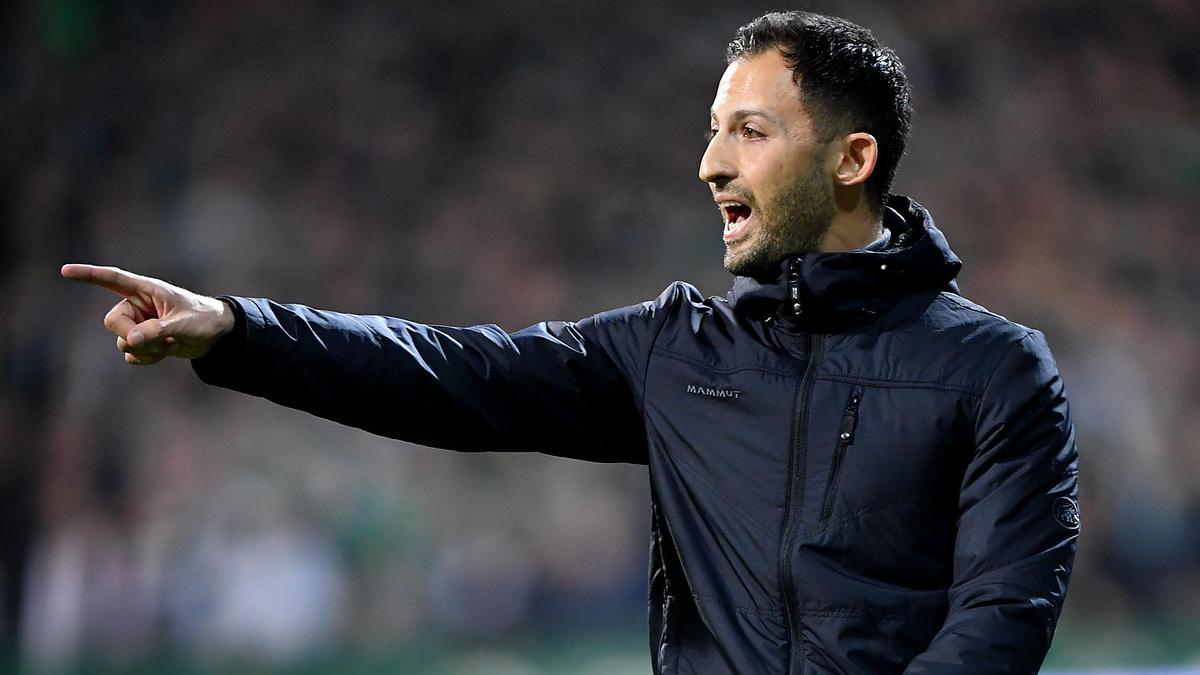 Domenico Tedesco wurde im März beim FC Schalke 04 beurlaubt