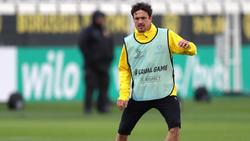 Thomas Delaney ist nicht unumstrittener Stammspieler beim BVB