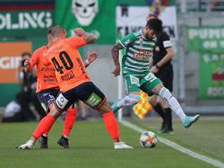 Fountas gegen den TSV