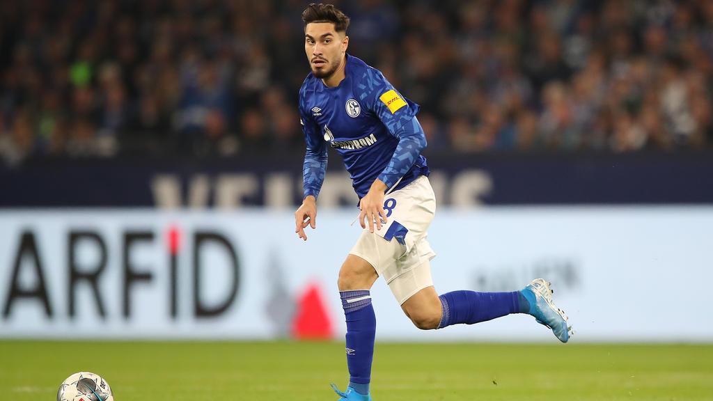 Suat Serdar wird dem FC Schalke 04 in Hoffenheim fehlen