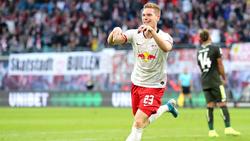 Marcel Halstenberg ist fit für das Köln-Spiel